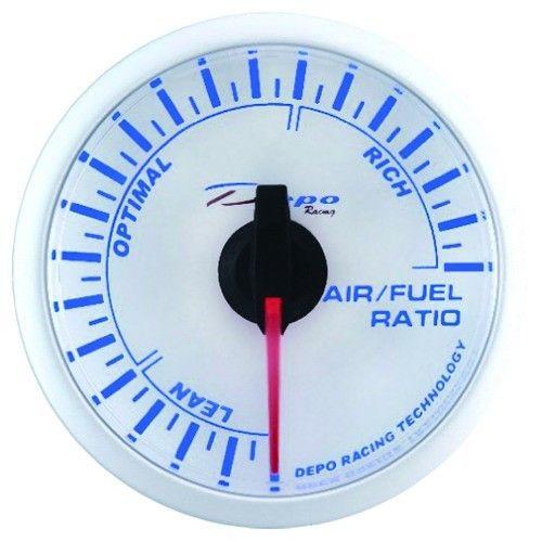 DEPO óra, műszer WBL 52mm - Benzin-levegő keverék, Benzin-levegő keverék, AFR
